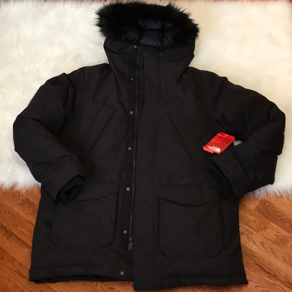 fa3218a4c The North Face Degray 550 Goose Down Parka Jacket NWT
